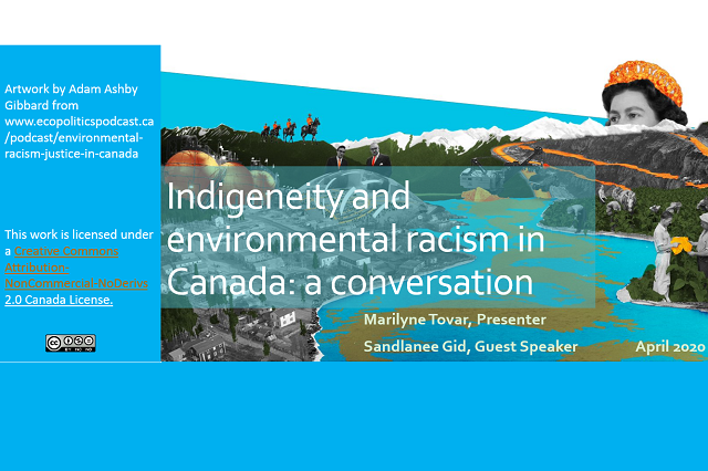 Indigeneity and Environmental Racism in Canada